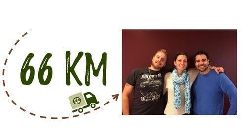 Km + photo - Ferme de la Bouille