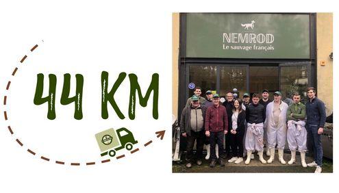 Photo + km - Nemrod