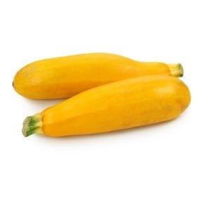 Courgette longue jaune