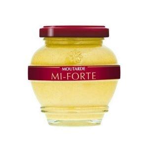 Moutarde mi-forte - Domaine des Terres Rouges