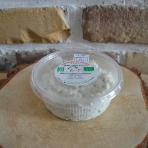 Fromage de brebis à tartiner - Ferme Ludwig