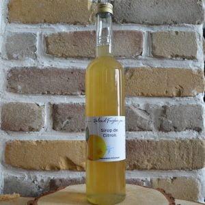 Sirop de citron - Roland Freyburger