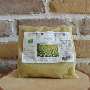 Choucroute cuisinée - Ferme Frieh