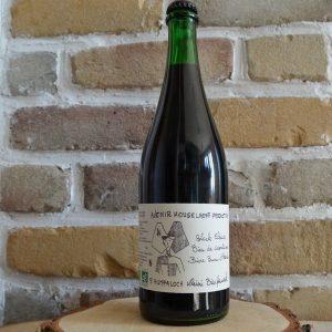 Bière black Elsass - S'Humpaloch