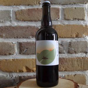 Bière ambrée fleur d'aspérule - Brasserie du vallon