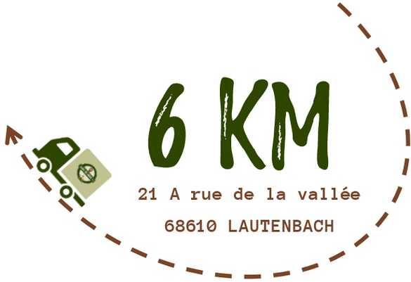 Nombre km - S'Humpaloch