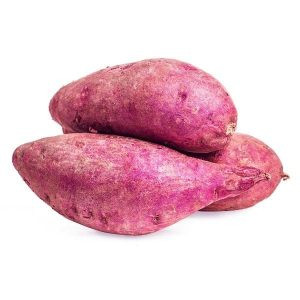 Patate douce violette